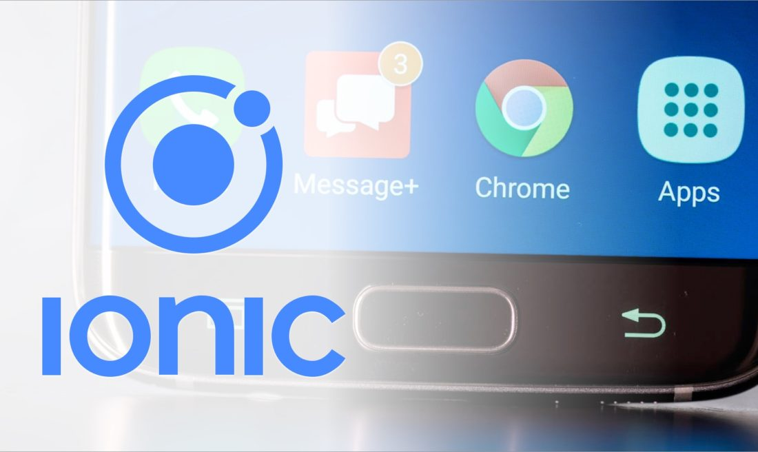 Ionic & The Android Back Button - App Developer